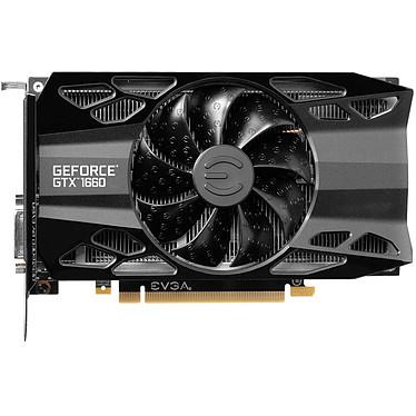 Avis EVGA GeForce GTX 1660 XC BLACK GAMING