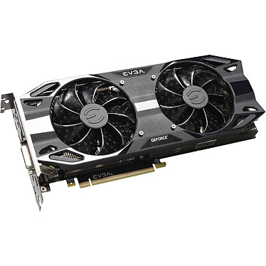 EVGA GeForce GTX 1660 XC ULTRA GAMING 6 Go GDDR5 - HDMI/DisplayPort/DVI - PCI Express (NVIDIA GeForce GTX 1660)