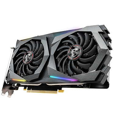 Avis MSI GeForce GTX 1660 GAMING X 6G