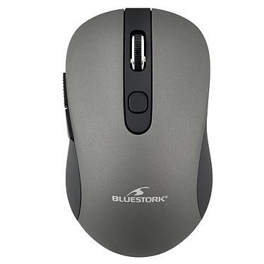 Bluestork Wireless Office 60 Gris Souris sans fil 1600 dpi avec 6 boutons