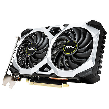 Avis MSI GeForce GTX 1660 VENTUS XS 6G OC