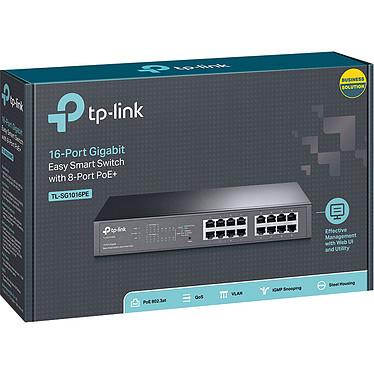 Acheter TP-LINK TL-SG1016PE