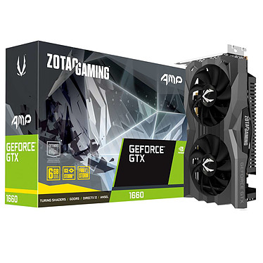 ZOTAC GeForce GTX 1660 AMP Edition