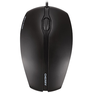 Cherry Gentix Corded Optical Mouse Noir