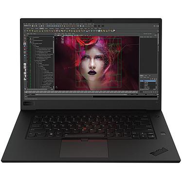 "Lenovo ThinkPad P1 (20MD000CFR) Intel Core i7-8850H 16 Go SSD 256 Go 15.6"" LED Full HD NVIDIA Quadro P1000 4 Go Wi-Fi AC/Bluetooth Webcam Windows 10 Professionnel 64 bits"