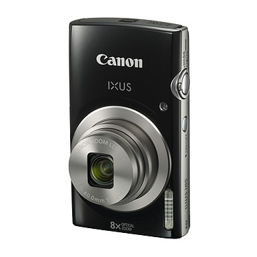 Avis Canon IXUS 185 Noir + Vanguard Beneto 6 Orange