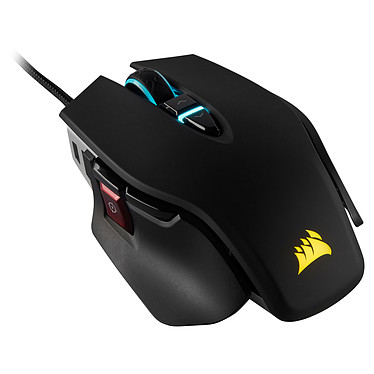 Avis Corsair Gaming M65 RGB Elite (noir)