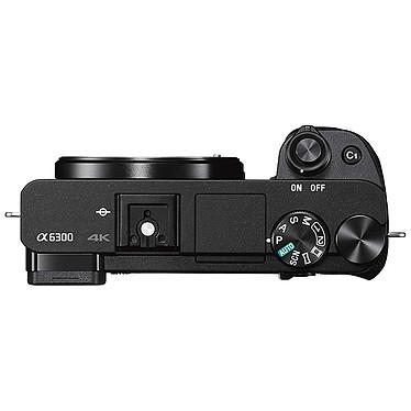 Avis Sony Alpha 6300 + Sony SEL18135