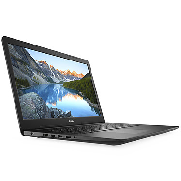 "Dell Inspiron 17 3780 (7MNH3) Intel Core i7-8565U 8 Go SSD 128 Go + HDD 1 To 17.3"" LED Full HD AMD Radeon 520 Graveur DVD Wi-Fi AC/Bluetooth Webcam Windows 10 Famille 64 bits"