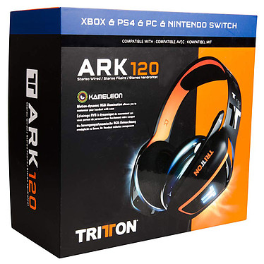 Tritton ARK 120 (PS4/Xbox One/Switch/PC/Mac) pas cher