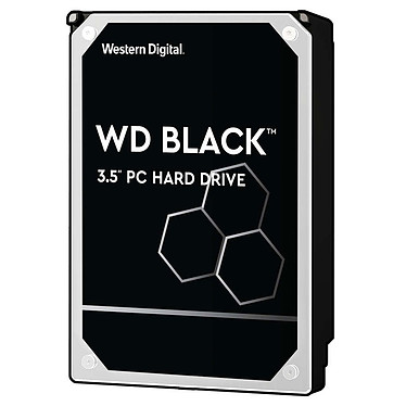 Western Digital WD Black Desktop 500 Go SATA 6Gb/s 64 Mo