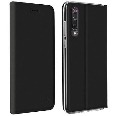 Akashi Etui Folio Porte Carte Noir Xiaomi Mi 9 Etui folio avec porte carte pour Xiaomi Mi 9