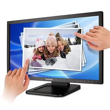 "Avis ViewSonic 22"" LED Tactile - TD2220-2"