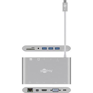 Avis Goobay USB-C All-in-one Multiport Adapter