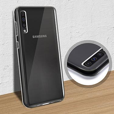 Avis Akashi Coque TPU Transparente Galaxy A50