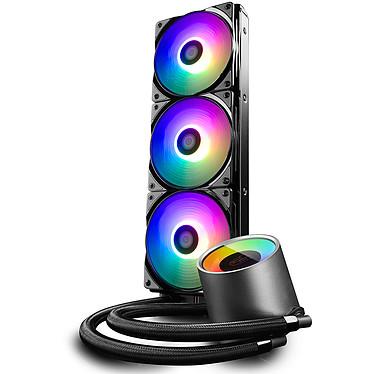 Avis Deepcool Gamer Storm Castle 360 RGB