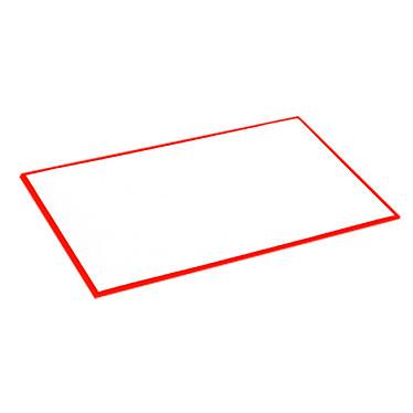 Magn-it Contour Rouge X10 pas cher