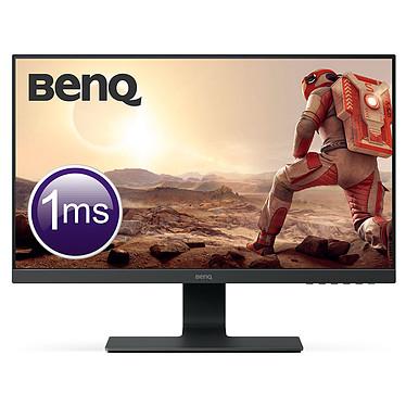 "BenQ 24.5"" LED - GL2580H 1920 x 1080 píxeles - 2 ms (gris a gris) - Formato panorámico 16/9 - Pantalla TN  - HDMI - DVI - Negro"