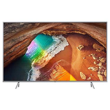 Samsung QE65Q64R Téléviseur QLED 4K 65 (165 cm) 16/9 - 3840 x 2160 pixels - Ultra HD - HDR - Wi-Fi - Bluetooth - Compatible Assistant Google, Alexa & AirPlay 2 - 3100 PQI