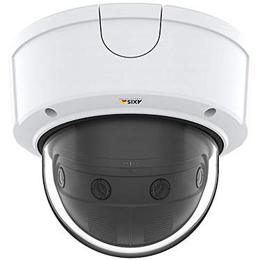 AXIS P3807-PVE Caméra réseau dôme fixe extérieure 8.3 MP - 4320 x 1920 pixels - PoE