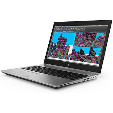 Avis HP ZBook 15 G5 (4QH30ET)