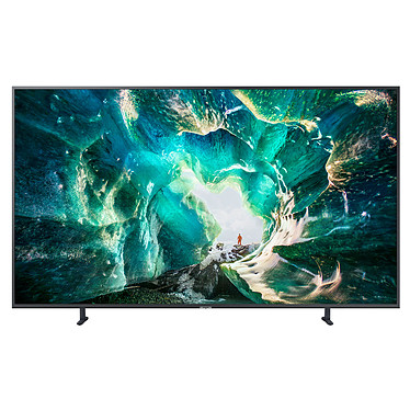"Samsung UE82RU8005 Téléviseur LED 4K Ultra HD 82"" (208 cm) 16/9 - 3840 x 2160 pixels - Ultra HD - HDR - Wi-Fi - Bluetooth - Compatible Assistant Google, Alexa & AirPlay 2 - 2500 PQI"