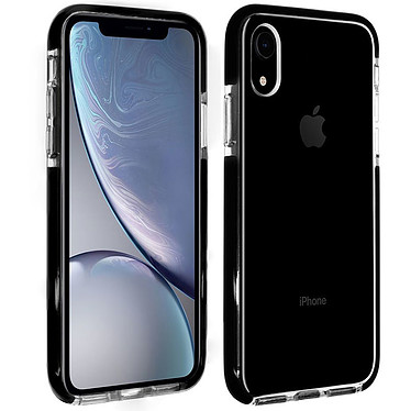 Akashi Coque TPU Ultra Renforcée iPhone XR Coque de protection transparente renforcée pour Apple iPhone XR
