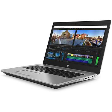 Avis HP ZBook 17 G5 (4QH29ET)