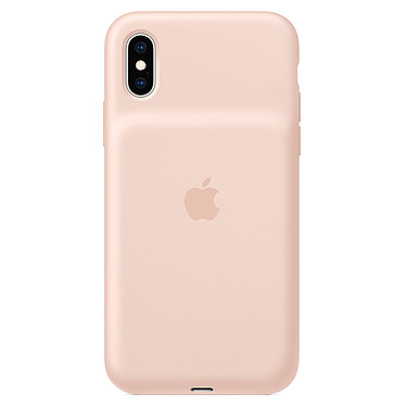 Apple Smart Battery Case Rose des sables Apple iPhone XS Max