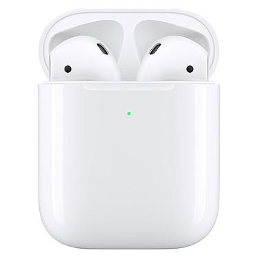 Apple AirPods 2 - Boîtier Charge Sans Fil
