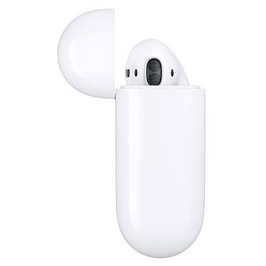 Avis Apple AirPods 2 - Boîtier Charge Sans Fil