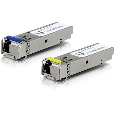 Ubiquiti UF-SM-1G-S Módulos monomodo 1,25 Gbps SFP LC