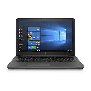"HP 250 G6 (5JK22EA) Intel Core i3-7020U 8 GB SSD 256 GB 15.6"" LED HD Wi-Fi AC/Bluetooth Webcam Grabadora de DVD Windows 10 Home 64 Bits"