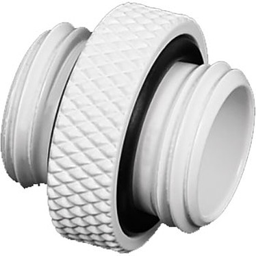 "Barrow Extension Mâle vers Mâle 5 mm - Blanc (TB2D-MINI01) Extension 5 mm avec filetage 1/4"" (coloris blanc)"