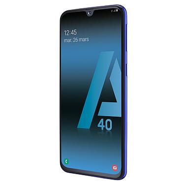 Avis Samsung Galaxy A40 Bleu