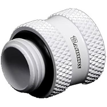 """Barrow Extension Mâle vers Femelle 15 mm - Blanc Extension 15 mm avec filetage 1/4"""" (coloris blanc)"""