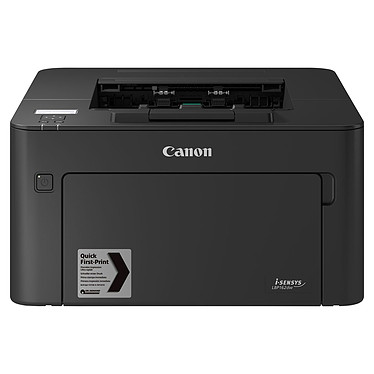 Canon i-SENSYS LBP162DW Imprimante laser monochrome monofonction recto verso (USB 2.0 / Wi-Fi / Ethernet / AirPrint / Google Cloud Print)