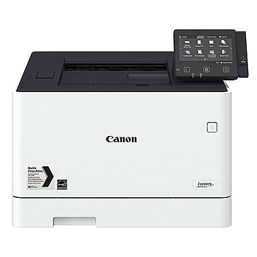 Canon i-SENSYS LBP654Cx  Imprimante laser couleur recto verso 27 ppm (USB 2.0 / Ethernet / Wi-Fi / AirPrint / Google Cloud Print / NFC)
