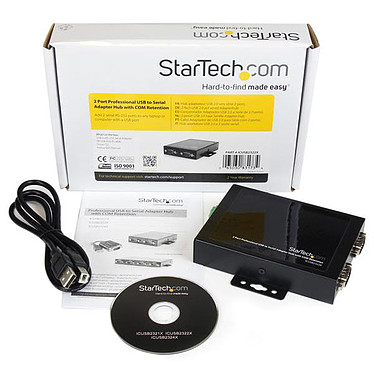 Acheter StarTech.com ICUSB2322X