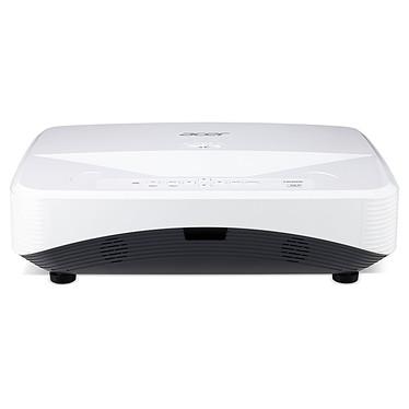 Acer UL5210 Vidéoprojecteur laser DLP XGA 3D Ready - 3500 Lumens - Focale Ultra-Courte - HDMI/VGA/Ethernet - Haut-parleur intégré