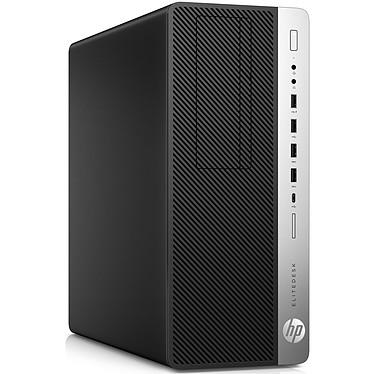 HP EliteDesk 800 G5 (8DY98EA) Intel Core i5-9500 8 Go SSD 256 Go Graveur DVD Windows 10 Professionnel 64 bits (sans écran)
