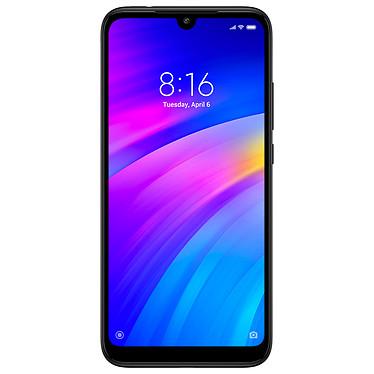 "Xiaomi Redmi 7 Noir (3 Go / 32 Go) Smartphone 4G-LTE Dual SIM - Snapdragon 632 Octo-Core 1.8 GHz - RAM 3 Go - Ecran tactile 6.26"" 720 x 1520 - 32 Go - Bluetooth 4.2 - 4000 mAh - Android 9.0"
