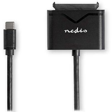 """Avis Nedis Adaptateur USB-C 3.0 vers SATA pour HDD/SSD 2.5"""""""