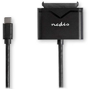 "Acheter Nedis Adaptateur USB-C 3.0 vers SATA pour HDD/SSD 2.5""/3.5"""