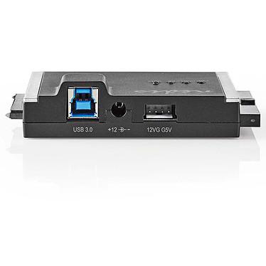 """Avis Nedis Adaptateur USB-C 3.0 vers IDE/SATA pour HDD/SSD 2.5""""/3.5"""""""
