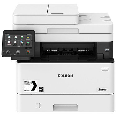 Canon i-SENSYS MF426dw Imprimante multifonction laser monochrome 4-en-1 recto/verso (USB 2.0 / Wi-Fi / Ethernet / AirPrint / Google Cloud Print)