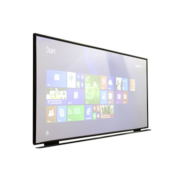 "Vanerum i3BOARD Tableau blanc interactif 87"" - 20 touch DUO blanc projection"