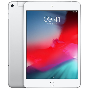 Apple iPad mini 5 Wi-Fi + Cellular 64 Go Argent
