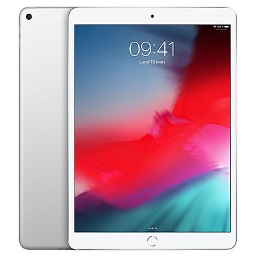 "Apple iPad Air (2019) Wi-Fi 64 Go Argent Tablette Internet - Apple A12 Bionic 64 bits - 3 Go - eMMC 64 Go - Écran 10.5"" LED tactile - Wi-Fi AC / Bluetooth - Webcam - Lightning - iOS 12"