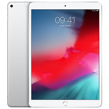 "Apple iPad Air (2019) Wi-Fi + Celular 64GB Plata 4G-LTE Internet Tablet - Apple A12 Bionic 64 bits - 3 GB - eMMC 64 GB - 10.5"" LED pantalla táctil - Wi-Fi AC / Bluetooth - Webcam - Iluminación - iOS 12"